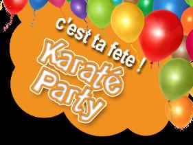 Lien vers le site de Karaté Party